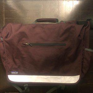 Patagonia Large Messenger Bag w/ Laptop Case
